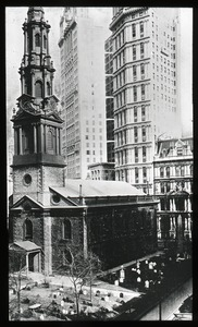 Thumbnail of St. Paul's Chapel, Trinity Church