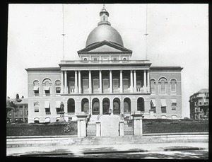 Thumbnail of Massachusetts State House