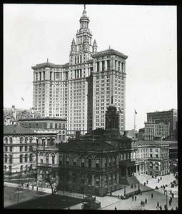 Thumbnail of New York City Hall and Municipal Building