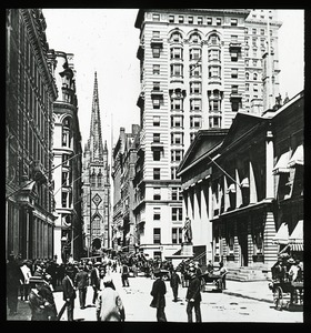 Thumbnail of Wall Street, New York City