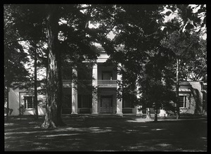 Thumbnail of Unidentified Greek revival house