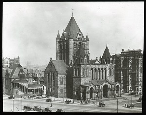 Thumbnail of Trinity Church, Copley Square