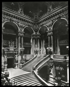 Thumbnail of Paris Opera House (Palais Garnier): grand escalier