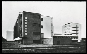Thumbnail of Bauhaus head office