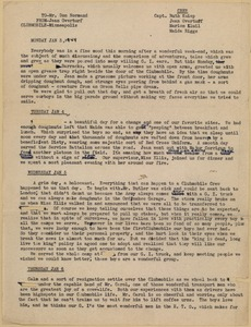 Thumbnail of Memorandum from Jean M. Overturf to Don Momand