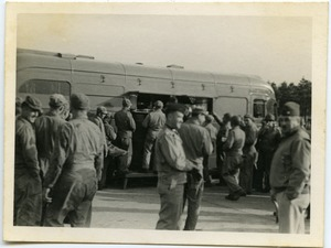 Thumbnail of Mealtime at an American Red Cross Clubmobile