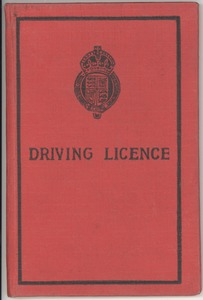 Thumbnail of Driving licence