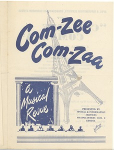 Thumbnail of Com-zee com-zaa program