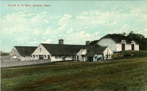 Thumbnail of The  M.A.C. Barn, Amherst, Mass.