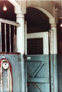 Thumbnail of Queen Anne Horse Barn interior