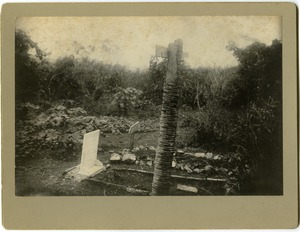 Thumbnail of Walter M. Dickinson's grave in Cuba