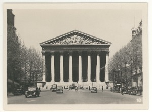 Thumbnail of L' eglise de la Madeleine -- The Madeleine Church
