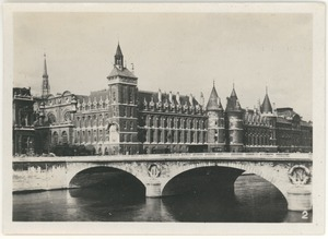 Thumbnail of Le  palais de Justice -- The law courts