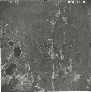 Thumbnail of Hampshire County: aerial photograph dpb-1h-23
