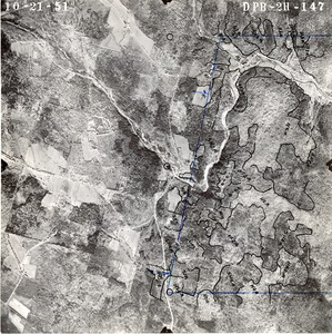 Thumbnail of Hampshire County: aerial photograph dpb-2h-147