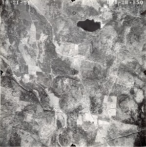 Thumbnail of Hampshire County: aerial photograph dpb-2h-150