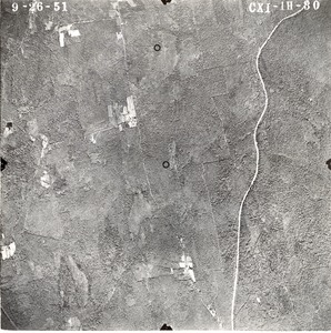 Thumbnail of Franklin County: aerial photograph cxi-1h-30