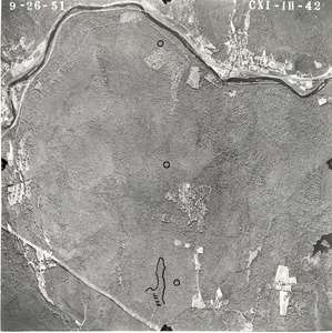 Thumbnail of Franklin County: aerial photograph cxi-1h-42