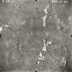 Thumbnail of Franklin County: aerial photograph cxi-1h-80