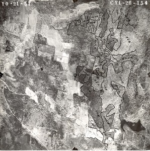 Thumbnail of Franklin County: aerial photograph cxi-2h-154