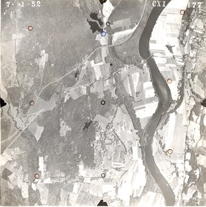 Thumbnail of Franklin County: aerial photograph cxi-4h-177