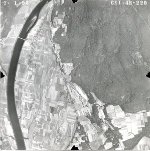 Thumbnail of Franklin County: aerial photograph cxi-4h-220