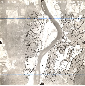 Thumbnail of Franklin County: aerial photograph cxi-4h-223