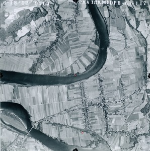 Thumbnail of Hampshire County: aerial photograph dpb-6h-117