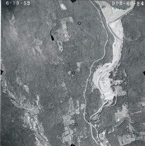 Thumbnail of Hampshire County: aerial photograph dpb-6h-24