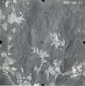 Thumbnail of Hampshire County: aerial photograph dpb-7h-52