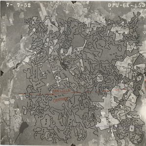 Thumbnail of Middlesex County: aerial photograph dpq-6k-153