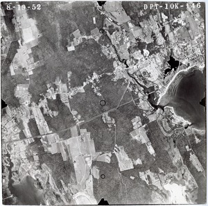 Thumbnail of Plymouth County: aerial photograph dpt-10k-146