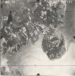 Thumbnail of Plymouth County: aerial photograph dpt-5k-181