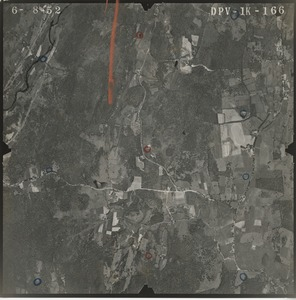 Thumbnail of Worcester County: aerial photograph dpv-1k-166