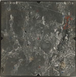 Thumbnail of Worcester County: aerial photograph dpv-1k-50