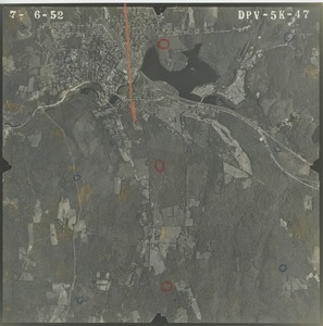Thumbnail of Worcester County: aerial photograph dpv-5k-47