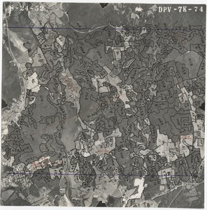 Thumbnail of Worcester County: aerial photograph dpv-7k-74