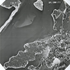Thumbnail of Barnstable County: aerial photograph dpl-1mm-171
