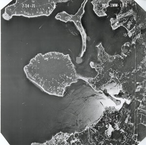 Thumbnail of Barnstable County: aerial photograph dpl-1mm-173