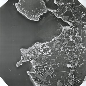 Thumbnail of Barnstable County: aerial photograph dpl-1mm-174