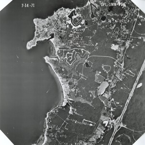 Thumbnail of Barnstable County: aerial photograph dpl-1mm-175