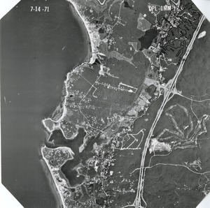 Thumbnail of Barnstable County: aerial photograph dpl-1mm-176