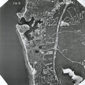 Thumbnail of Barnstable County: aerial photograph dpl-1mm-177