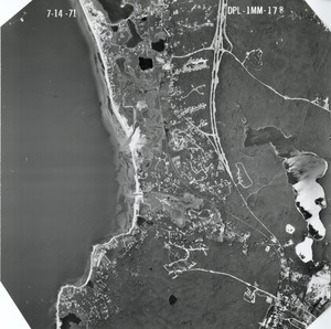 Thumbnail of Barnstable County: aerial photograph dpl-1mm-178