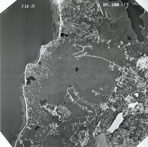 Thumbnail of Barnstable County: aerial photograph dpl-1mm-179