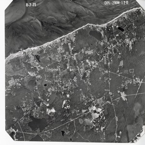 Thumbnail of Barnstable County: aerial photograph dpl-2mm-120