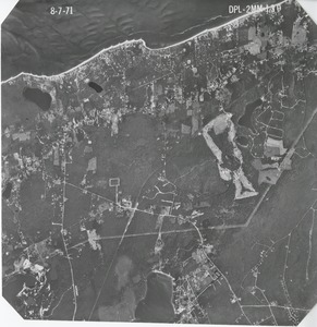Thumbnail of Barnstable County: aerial photograph dpl-2mm-130