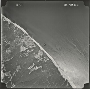 Thumbnail of Barnstable County: aerial photograph dpl-2mm-139