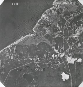 Thumbnail of Barnstable County: aerial photograph dpl-2mm-166