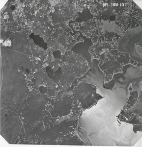 Thumbnail of Barnstable County: aerial photograph dpl-2mm-192